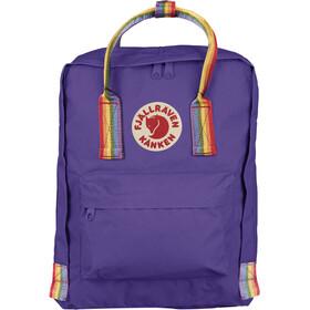 Fjällräven Kånken Rainbow Backpack purple